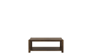 LARRY Solid Wood Coffee Table - Picket&Rail Singapore's Premium Furniture Retailer