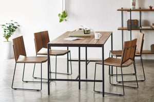 Manolo Bossi 1500 Dining Table (8107) - Picket&Rail Singapore's Premium Furniture Retailer