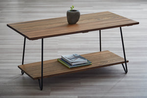 Two Tier Coffee Table - Picket&Rail Singapore's Premium Furniture Retailer