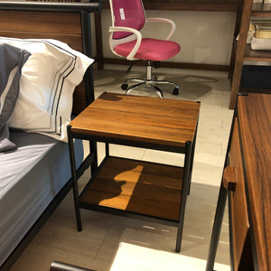 Manolo Nightstand (8160NS) - Picket&Rail Singapore's Premium Furniture Retailer