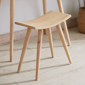 HILL Stool Natural (WIL-8185)