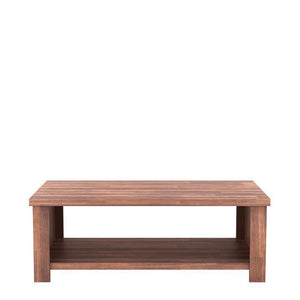 AURRA Solid Wood Coffee Table