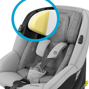 Maxi-Cosi Mica Car Seat - Authentic Grey (0m-4y) (40-105cm) MC8511510110