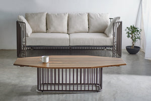 Manolo Bossi Zix Coffee Table - Picket&Rail Singapore's Premium Furniture Retailer