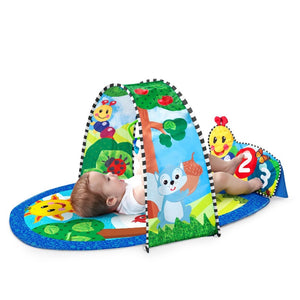 Baby Einstein CATERPILLAR KICKIN' TUNES ACTIVITY GYM BE90682