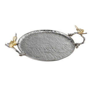 AB-AV42853 Alvada Decorative Tray - Medium