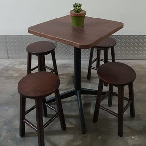 ANGLE Dining Table + 4*SY Stool