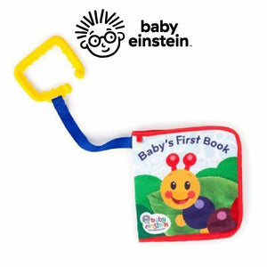 Baby Einstein Explore & Discover Soft Book BE90676