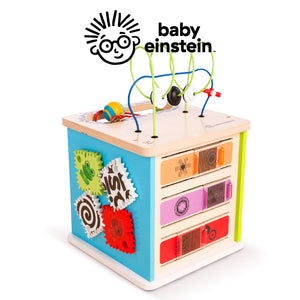 Baby Einstein HAPE Innovation Station Activity Cube BE11656