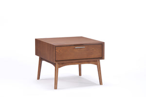 BARBARA 1-Drawer Side Table - Picket&Rail Singapore's Premium Furniture Retailer