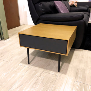 BESS 1-Drawer Side Table - Picket&Rail Singapore's Premium Furniture Retailer