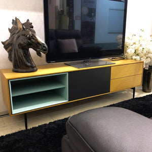 BESS 2-Drawer TV Cabinet - Picket&Rail Singapore's Premium Furniture Retailer