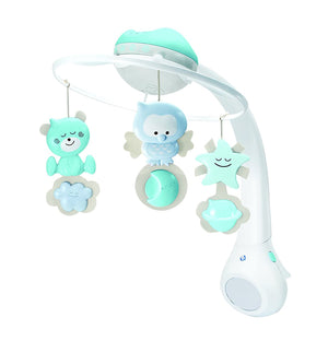 B Kids 3 In 1 Projector Musical Mobile