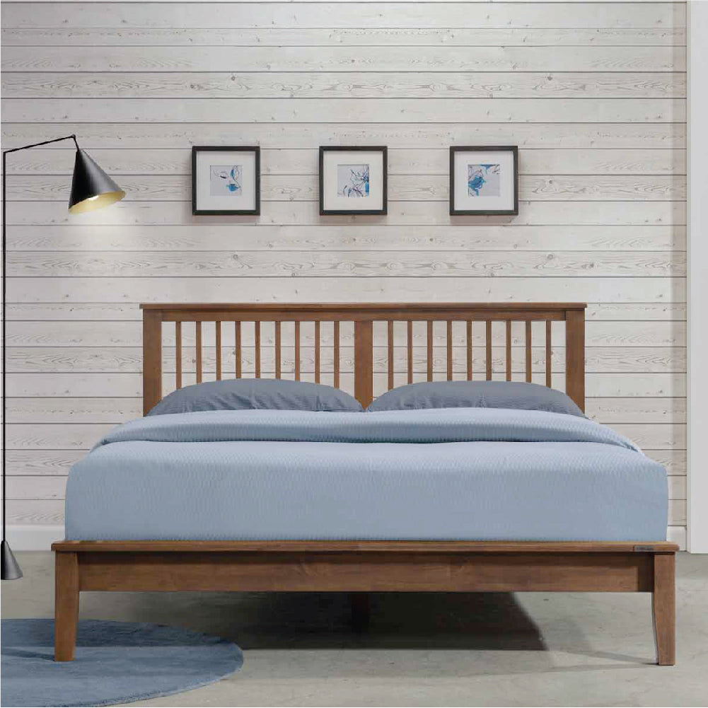 Solid Wood Beds w/ Anti-Microbial Properties