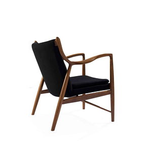 Amber Lounge Chair (CH7255A) - Picket&Rail Singapore's Premium Furniture Retailer