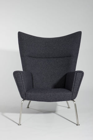 Cullen Lounge Chair(Fabric) - CH8308 - Picket&Rail Singapore's Premium Furniture Retailer