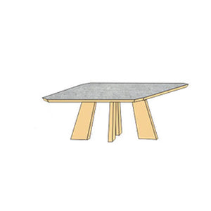 NORYA Dining Table (1.4m) in German White Oak XBTL03A
