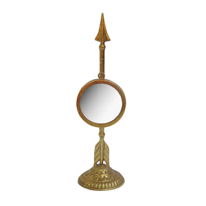AB-DF42409 Quill Table Mirror