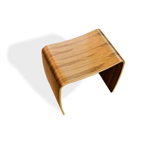 TOOTH Stool in American Walnut (MCS-CH9111B)