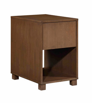 Mission Bedside Table - Picket&Rail Singapore's Premium Furniture Retailer