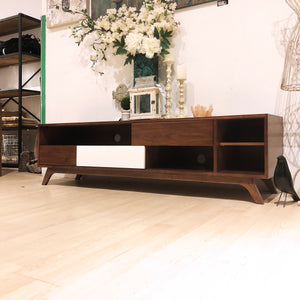 DOLLEY 2-Drawer TV Cabinet - Picket&Rail Singapore's Premium Furniture Retailer