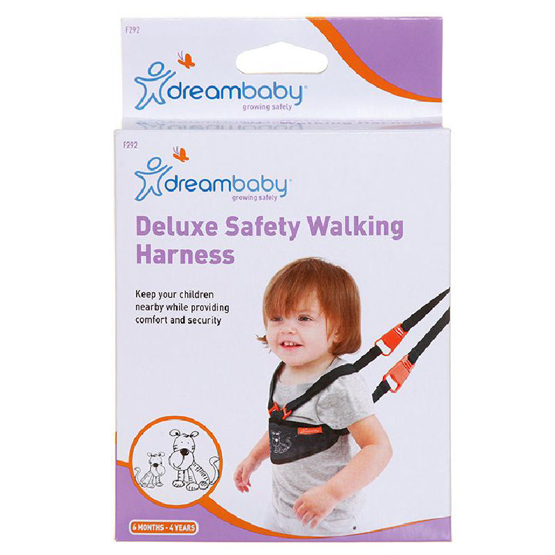 Dreambaby Deluxe Safety Walking Harness DB00292 (F292) - Picket&Rail