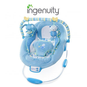 Ingenuity Bouncer C&H Cradling Bouncer - Bella Bellu BS60509 - Picket&Rail