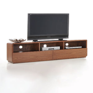BRANDON 2-Drawer TV Cabinet - Picket&Rail Singapore's Premium Furniture Retailer