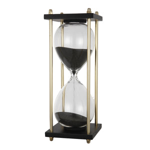 AB-JC75521 Hourglass In Stand (approx.30 Minutes)