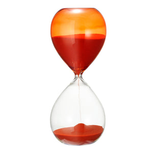 AB-JC75725 Sand Hoursglass Orange (Approx.30Min)