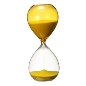 AB-JC75725 Sand Hoursglass Yellow (Approx.30Min)