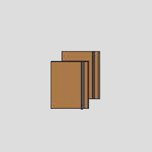 NORYA Door in American Black Walnut K24212-C (1PC)