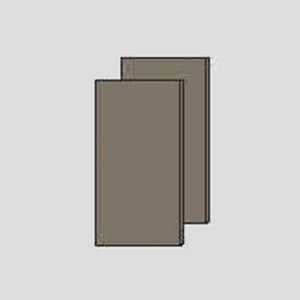NORYA Door in American Black Walnut K24312-H1