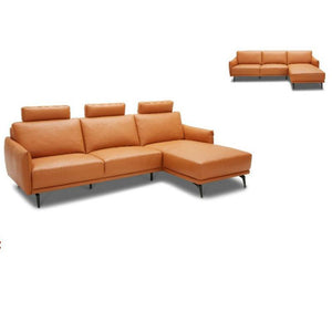 KUKA #KF.036 Full Top Grain Leather Sofa (1,2,3-Seaters)( O/NL Series )(I) - Picket&Rail