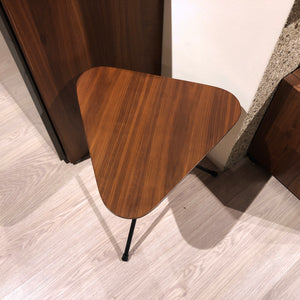 LOUISA Triangle Side Table - Picket&Rail Singapore's Premium Furniture Retailer