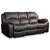 LUKE 3 Seater Half Leather Recliner Sofa (I) - Picket&Rail
