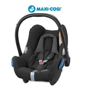 Maxi-Cosi CabrioFix Baby Car Seat - Nomad Black 2021 model (0m-12m) MC8617710111