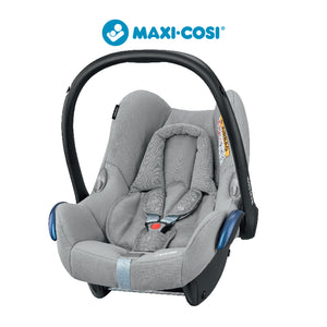 Maxi-Cosi CabrioFix Baby Car Seat - Nomad Grey 2021 model (0m-12m) MC8617712111
