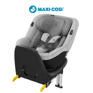 Maxi-Cosi Mica Car Seat - Authentic Grey 2021 model (0m-4y) (40-105cm) MC8511510110