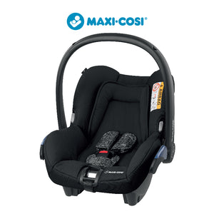 Maxi-Cosi Citi Infant Carrier - Black Grid 2021 model (0m-12m) MC8823725110