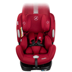 Maxi-Cosi PriaFix - Madrid Red (0m-7y) (0-25kg) - Preorder at $499