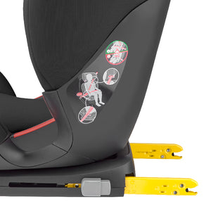 Maxi-Cosi RodiFix AP Baby Car Seat - Authentic Black (3.5y-12y) (15-36kg) MC8824671110