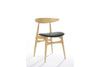 Barbara Dining Chair (Oak) - Picket&Rail Singapore's Premium Furniture Retailer - 1
