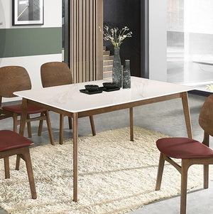 KANSAS 1.5m Marble Top Dining Table  (MIT-3153)