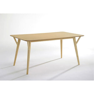BARBARA 1.4m Dining Table - Picket&Rail Singapore's Premium Furniture Retailer