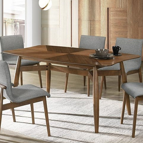 MICHELLE 1.6m Solid Wood Dining Table (MIT-8108)