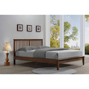 MISSION XII Solid Wood Queen Bed ( BED-ITG-929B-Q )