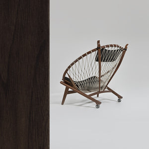 Oslo Lounge Chair (Walnut) - CH7261 - Picket&Rail Singapore's Premium Furniture Retailer
