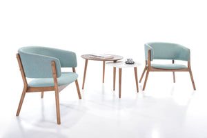 Helen Lounge Chair - Picket&Rail Singapore's Premium Furniture Retailer