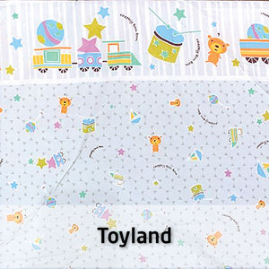 Cheeky Bon Bon Baby Playpen Mattress Cover 66.04x96.52x7.62cm $22.90 CK034P